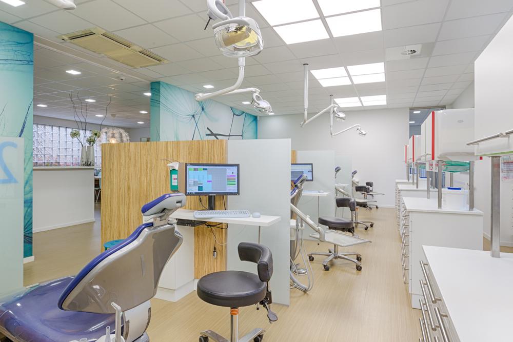 orthodontist Zaandam - behandelkamer TopOrtho Zaandam