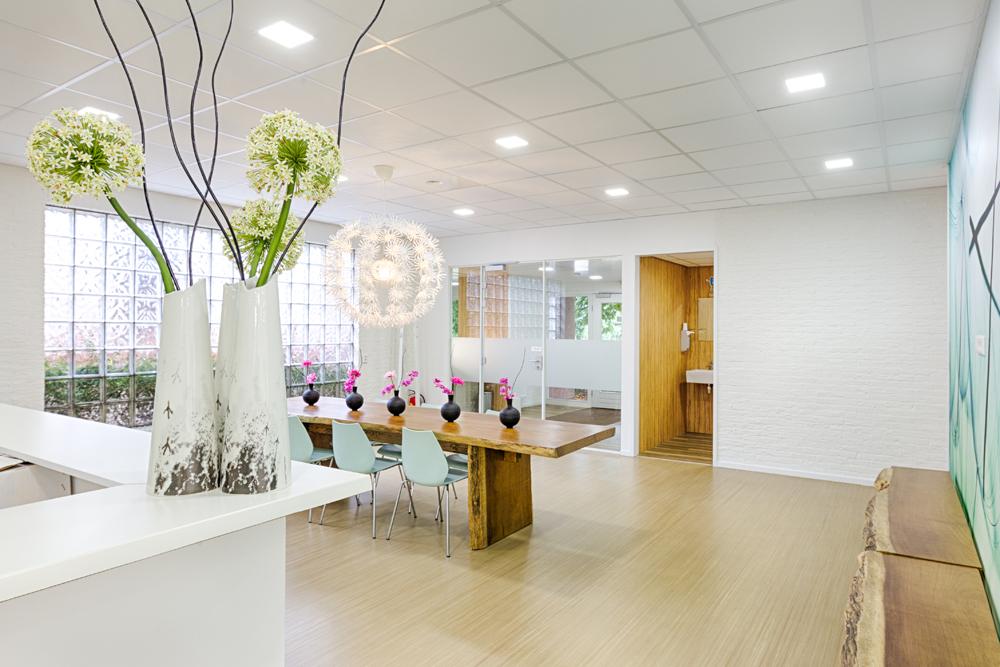 orthodontist Zaandam - wachtkamer Toportho Zaandam
