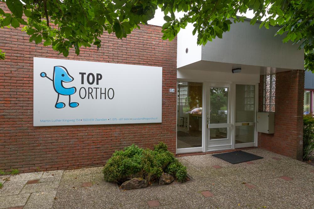 orthodontist Zaandam - gebouw TopOrtho Zaandam