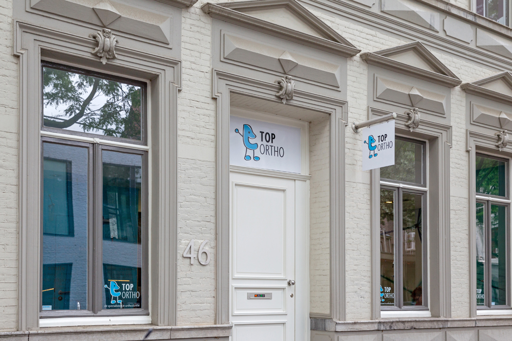 orthodontist Maastricht - gebouw TopOrtho Maastricht