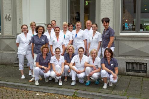 orthodontist Maastricht - team TopOrtho Maastricht