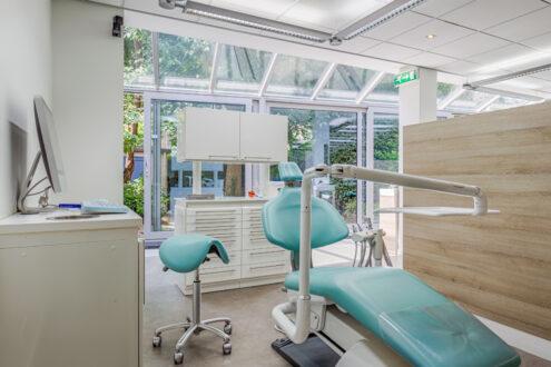 orthodontist Maastricht - behandelkamer TopOrtho Maastricht