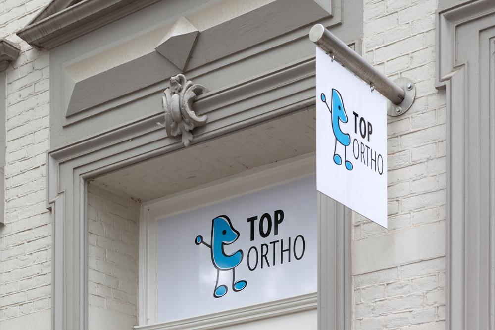 orthodontist Maastricht - logo TopOrtho Maastricht