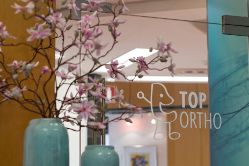 orthodontist Bergen op Zoom - interieur TopOrtho Bergen op Zoom
