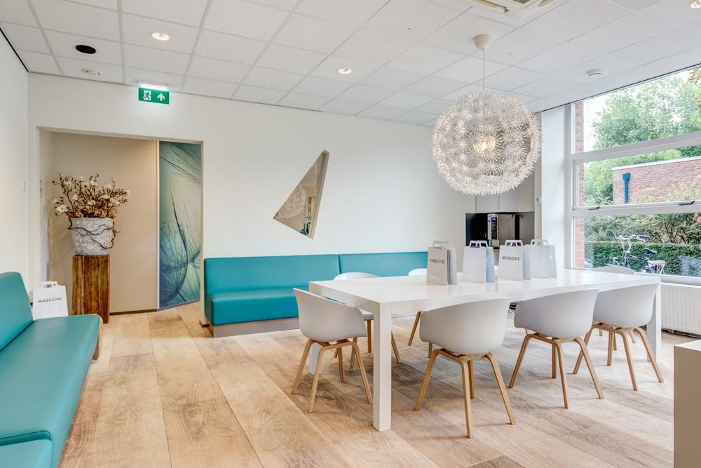 orthodontist Hengelo - wachtruimte TopOrtho Hengelo