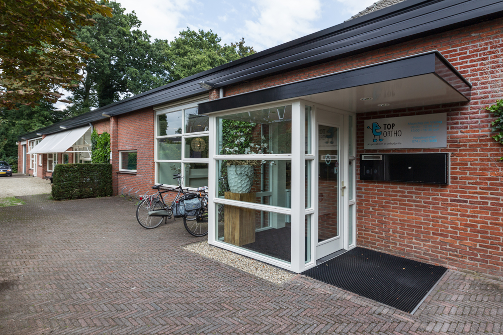 orthodontist Hengelo - gebouw TopOrtho Hengelo