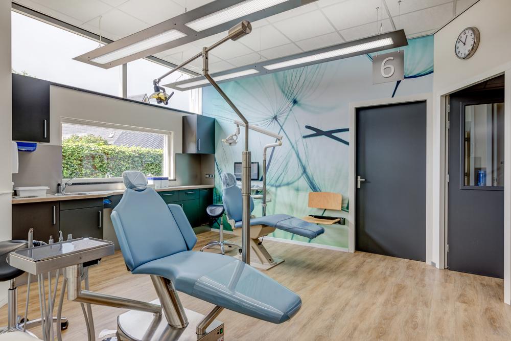 orthodontist Hengelo - behandelstoel TopOrtho Hengelo