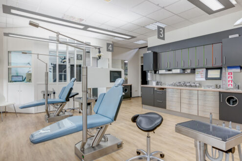 orthodontist Hengelo - behandelkamer TopOrtho Hengelo