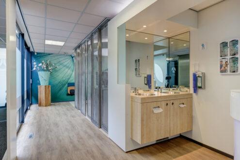 orthodontist Tilburg - interieur TopOrtho Tilburg