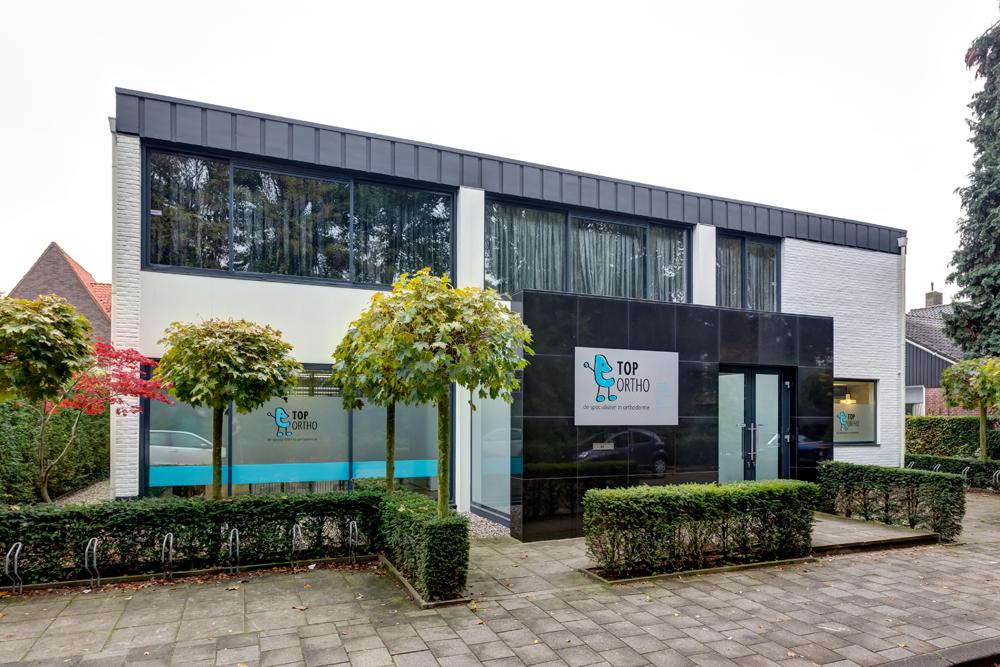 orthodontist Tilburg - gebouw TopOrtho Tilburg