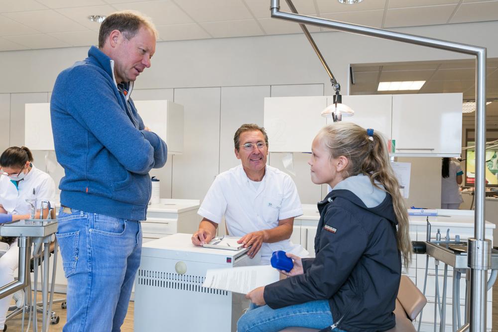 orthodontist Rotterdam - patiënt TopOrtho Rotterdam