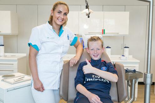 orthodontist Rotterdam - orthodontie assistent TopOrtho Rotterdam